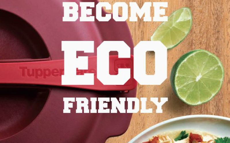ECO Friendly Solutions from Tupperware